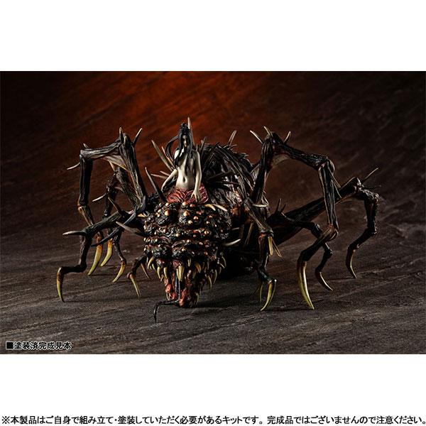 ゲームピースコレクション『DARK SOULS 上級騎士&混沌の魔女クラーグ』無塗装組立てキット-009