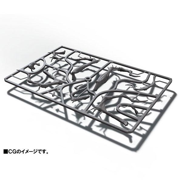 ゲームピースコレクション『DARK SOULS 上級騎士&混沌の魔女クラーグ』無塗装組立てキット-012