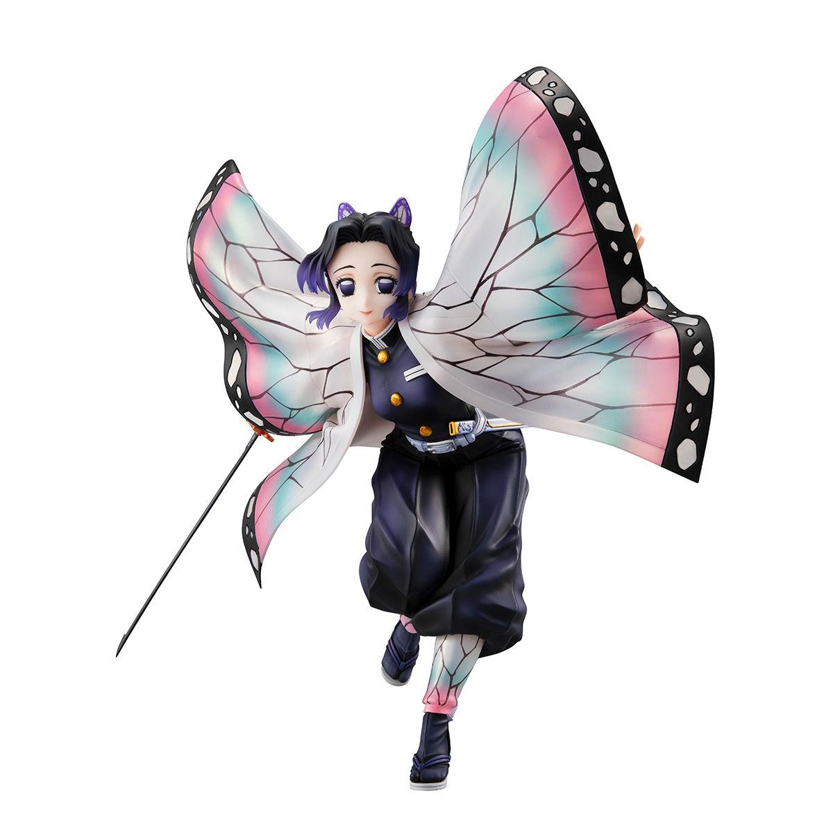 【限定販売】ギャルズシリーズ『胡蝶しのぶ(こちょう しのぶ)』鬼滅の刃 完成品フィギュア-002
