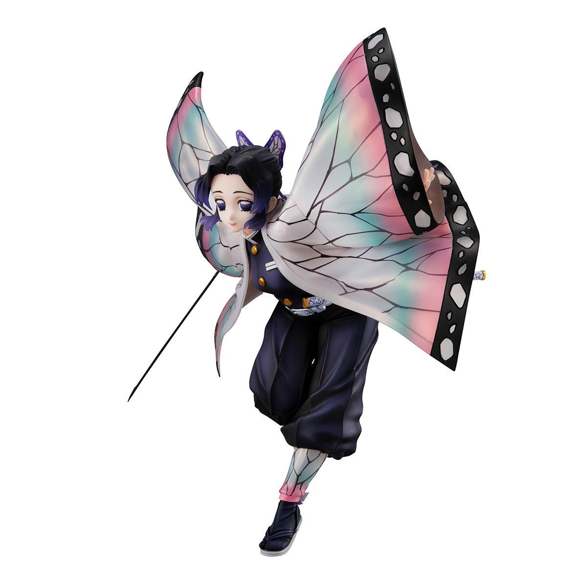 【限定販売】ギャルズシリーズ『胡蝶しのぶ(こちょう しのぶ)』鬼滅の刃 完成品フィギュア-003