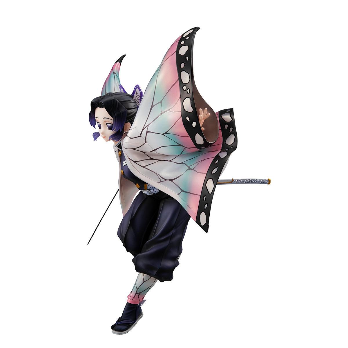 【限定販売】ギャルズシリーズ『胡蝶しのぶ(こちょう しのぶ)』鬼滅の刃 完成品フィギュア-004
