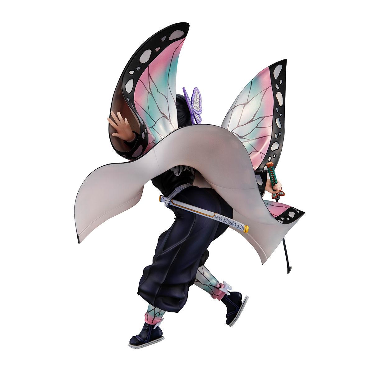 【限定販売】ギャルズシリーズ『胡蝶しのぶ(こちょう しのぶ)』鬼滅の刃 完成品フィギュア-005