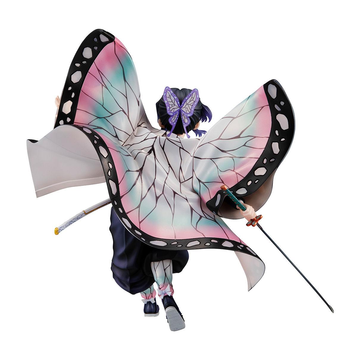 【限定販売】ギャルズシリーズ『胡蝶しのぶ(こちょう しのぶ)』鬼滅の刃 完成品フィギュア-006