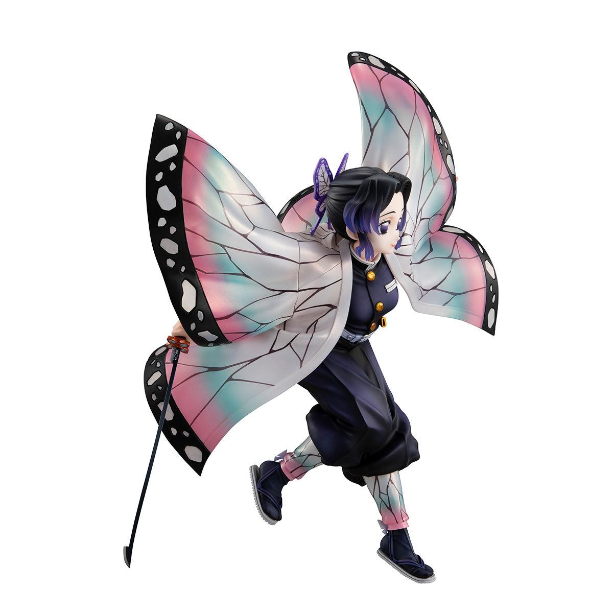 【限定販売】ギャルズシリーズ『胡蝶しのぶ(こちょう しのぶ)』鬼滅の刃 完成品フィギュア-007