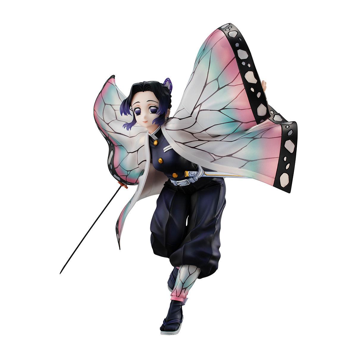 【限定販売】ギャルズシリーズ『胡蝶しのぶ(こちょう しのぶ)』鬼滅の刃 完成品フィギュア-009