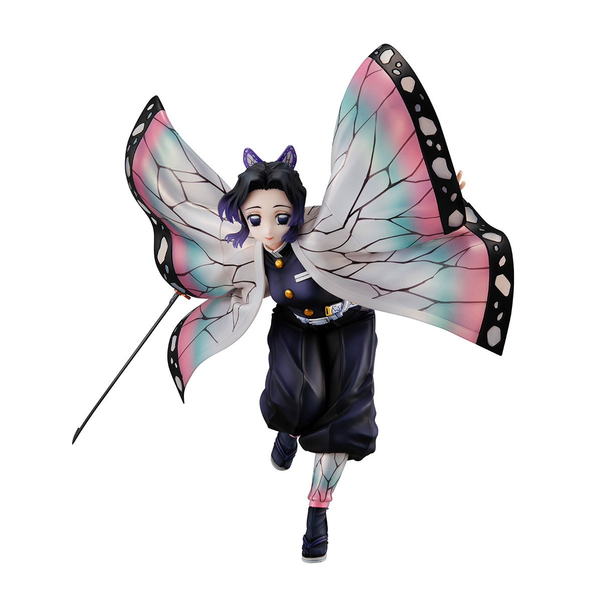 【限定販売】ギャルズシリーズ『胡蝶しのぶ(こちょう しのぶ)』鬼滅の刃 完成品フィギュア-010
