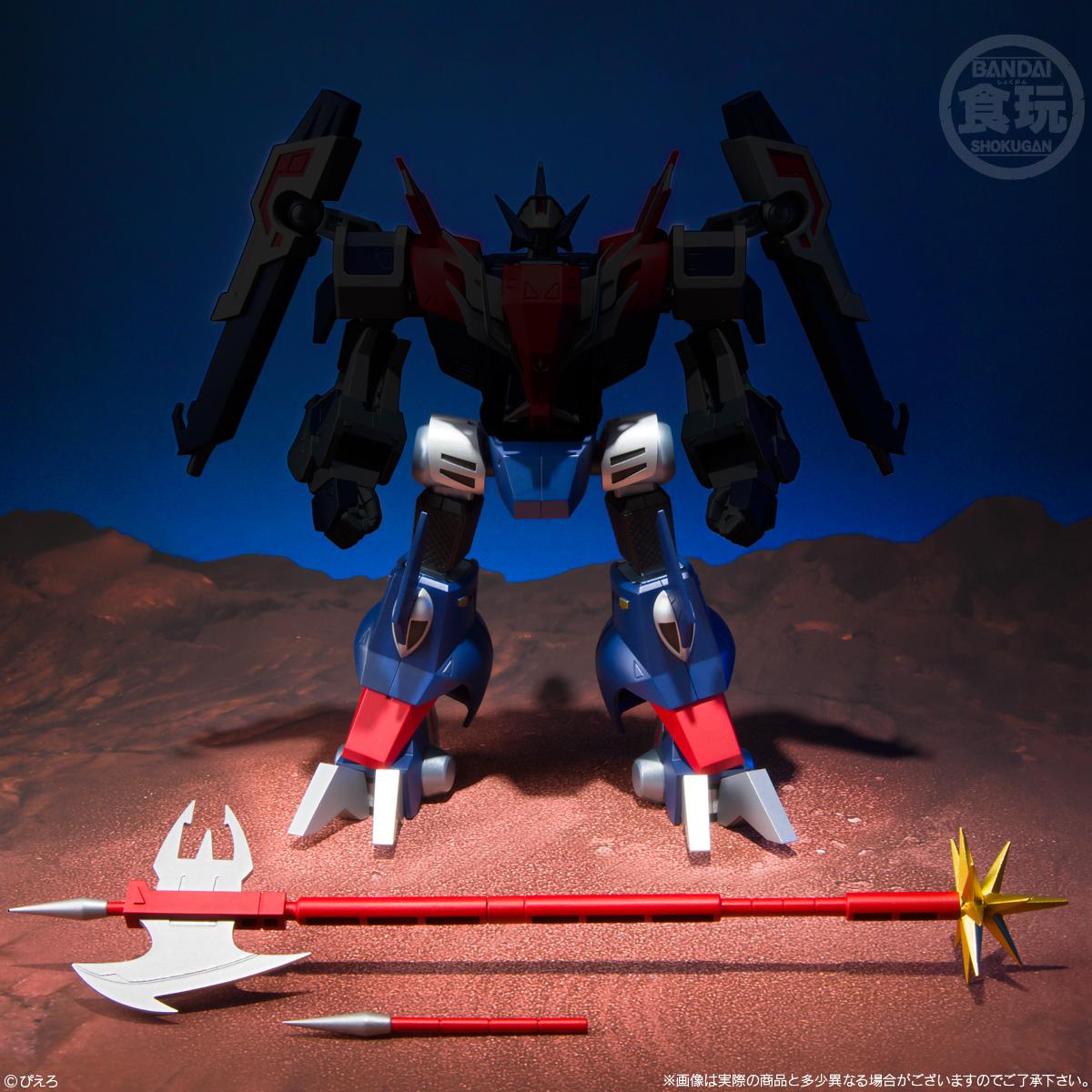 【食玩】スーパーミニプラ『忍者戦士 飛影Vol.3』3個入りBOX-010