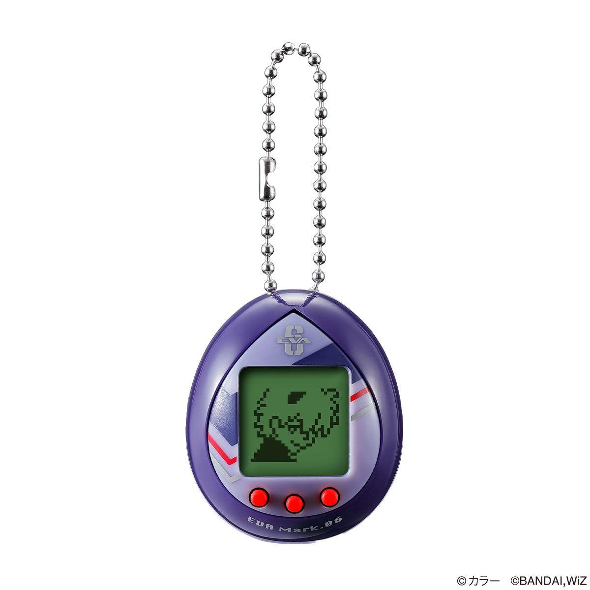 たまごっちnano『汎用卵型決戦兵器 エヴァっち アヤナミレイ(仮称)モデル』新世紀エヴァンゲリオン たまごっち-009