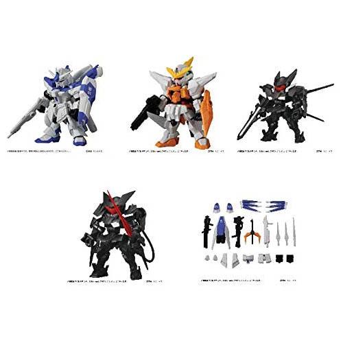 機動戦士ガンダム『MOBILE SUIT ENSEMBLE16』デフォルメ可動フィギュア 10個入りBOX