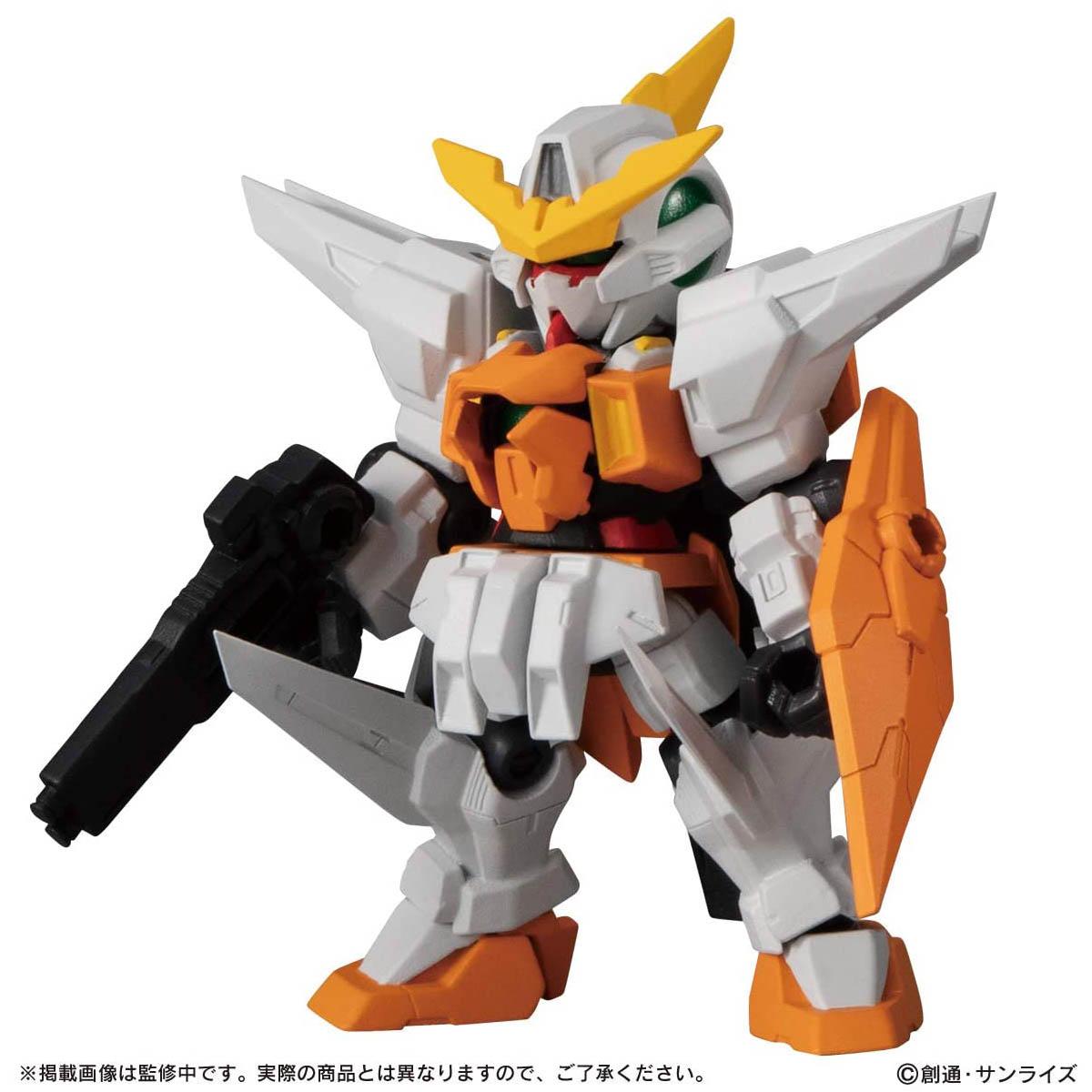 機動戦士ガンダム『MOBILE SUIT ENSEMBLE16』デフォルメ可動フィギュア 10個入りBOX-002