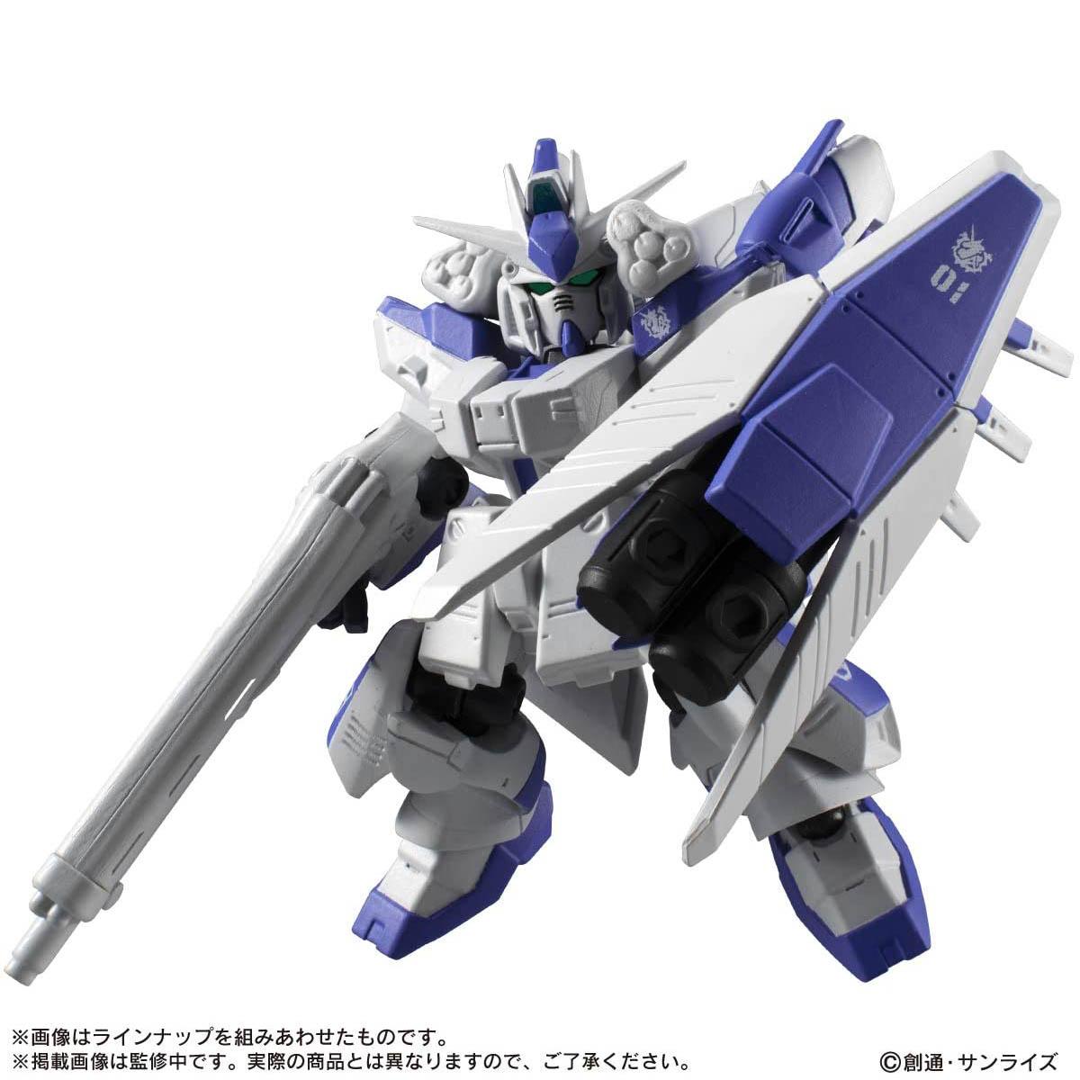 機動戦士ガンダム『MOBILE SUIT ENSEMBLE16』デフォルメ可動フィギュア 10個入りBOX-007