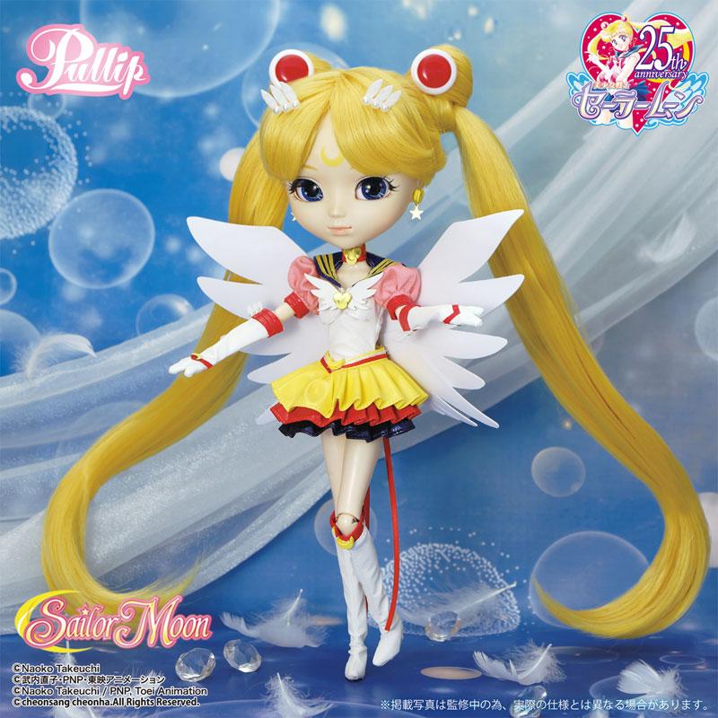 【再販】Pullip プーリップ『エターナルセーラームーン(Eternal Sailor Moon)』美少女戦士セーラームーン 完成品ドール-001