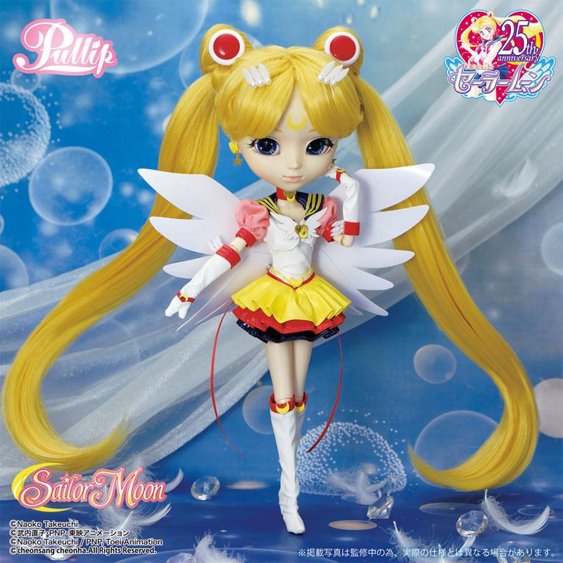 【再販】Pullip プーリップ『エターナルセーラームーン(Eternal Sailor Moon)』美少女戦士セーラームーン 完成品ドール-002