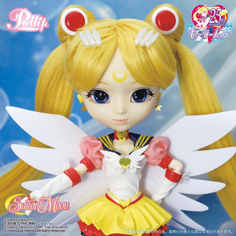 【再販】Pullip プーリップ『エターナルセーラームーン(Eternal Sailor Moon)』美少女戦士セーラームーン 完成品ドール-003