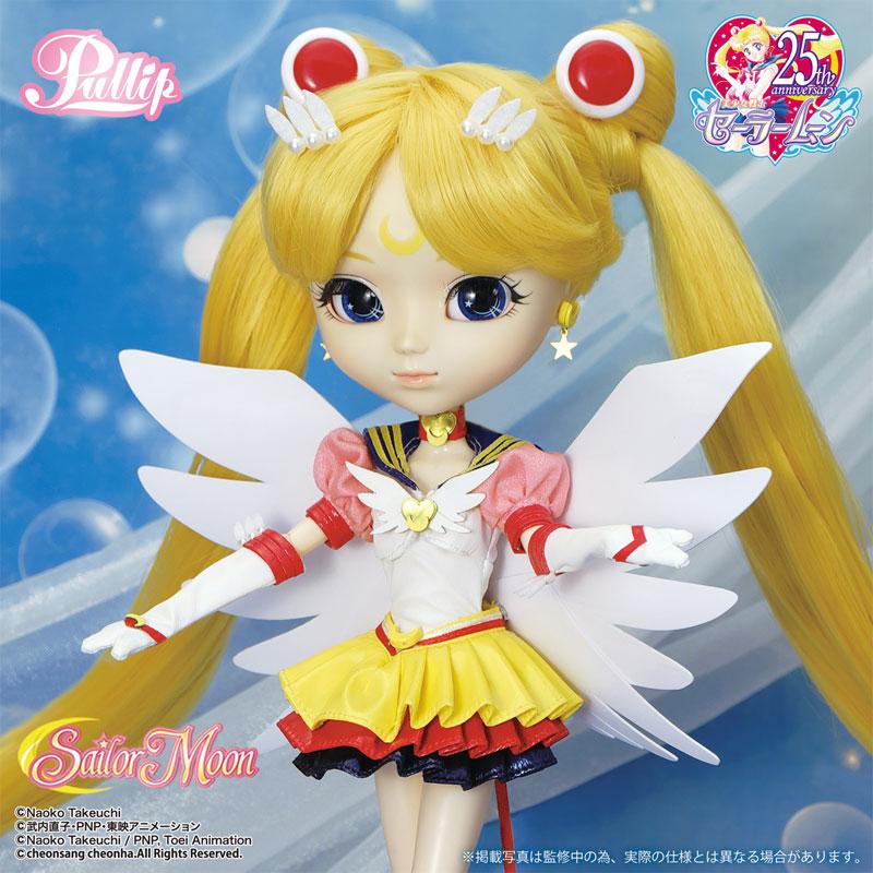 【再販】Pullip プーリップ『エターナルセーラームーン(Eternal Sailor Moon)』美少女戦士セーラームーン 完成品ドール-004