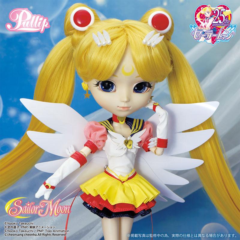 【再販】Pullip プーリップ『エターナルセーラームーン(Eternal Sailor Moon)』美少女戦士セーラームーン 完成品ドール-005
