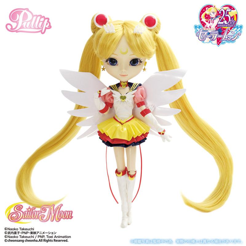 【再販】Pullip プーリップ『エターナルセーラームーン(Eternal Sailor Moon)』美少女戦士セーラームーン 完成品ドール-007