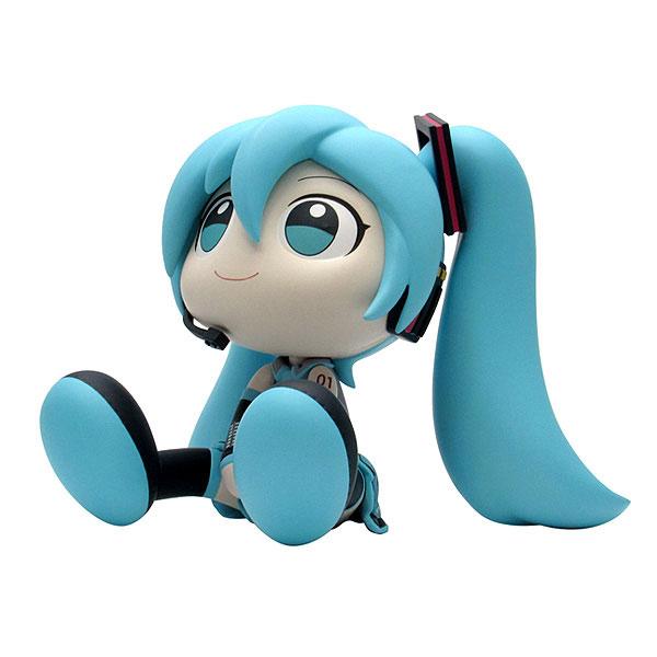 BINIVINI BABY『SOFT VINYL FIGURE 初音ミク』キャラクター・ボーカル・シリーズ01 初音ミク デフォルメ完成品ソフビフィギュア-002
