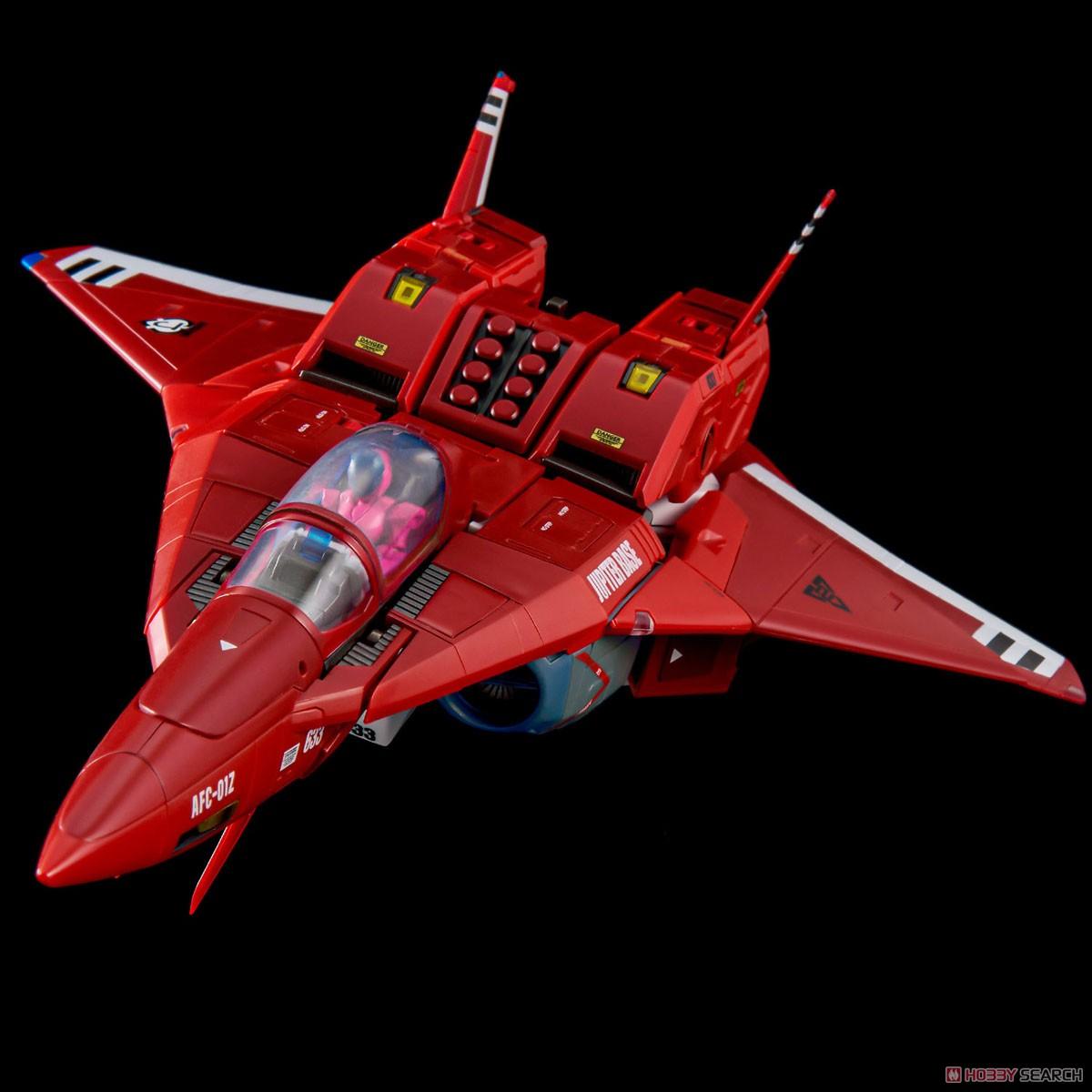 RIOBOT『AFC-01Ζ レギオス・ゼータ』機甲創世記モスピーダ 1/48 可変可動フィギュア-012