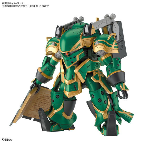 HG 1/24『霊子戦闘機・無限(クラリス機)』新サクラ大戦 プラモデル