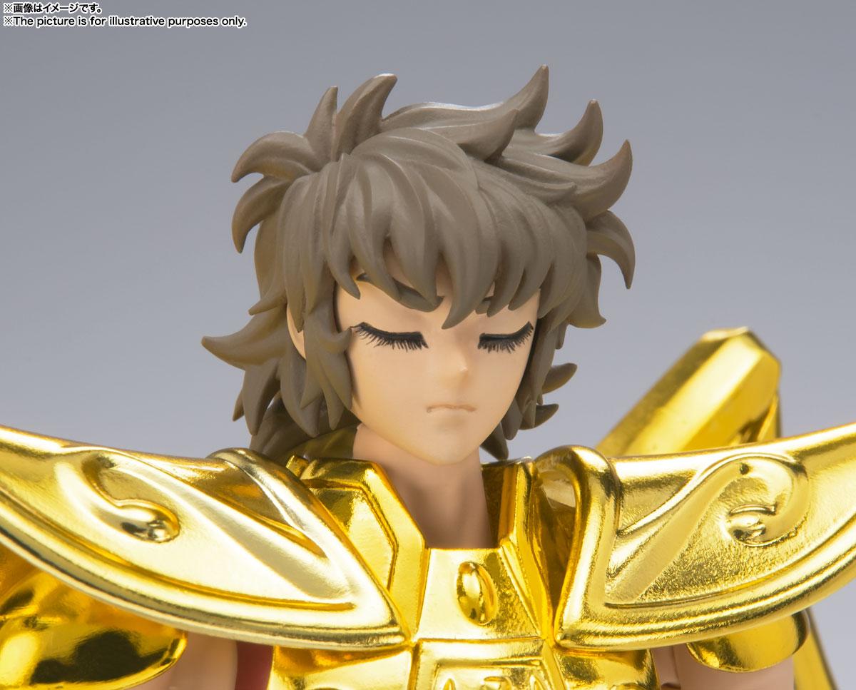 聖闘士聖衣神話EX『サジタリアスアイオロス〈リバイバル版〉』聖闘士星矢 可動フィギュア-008