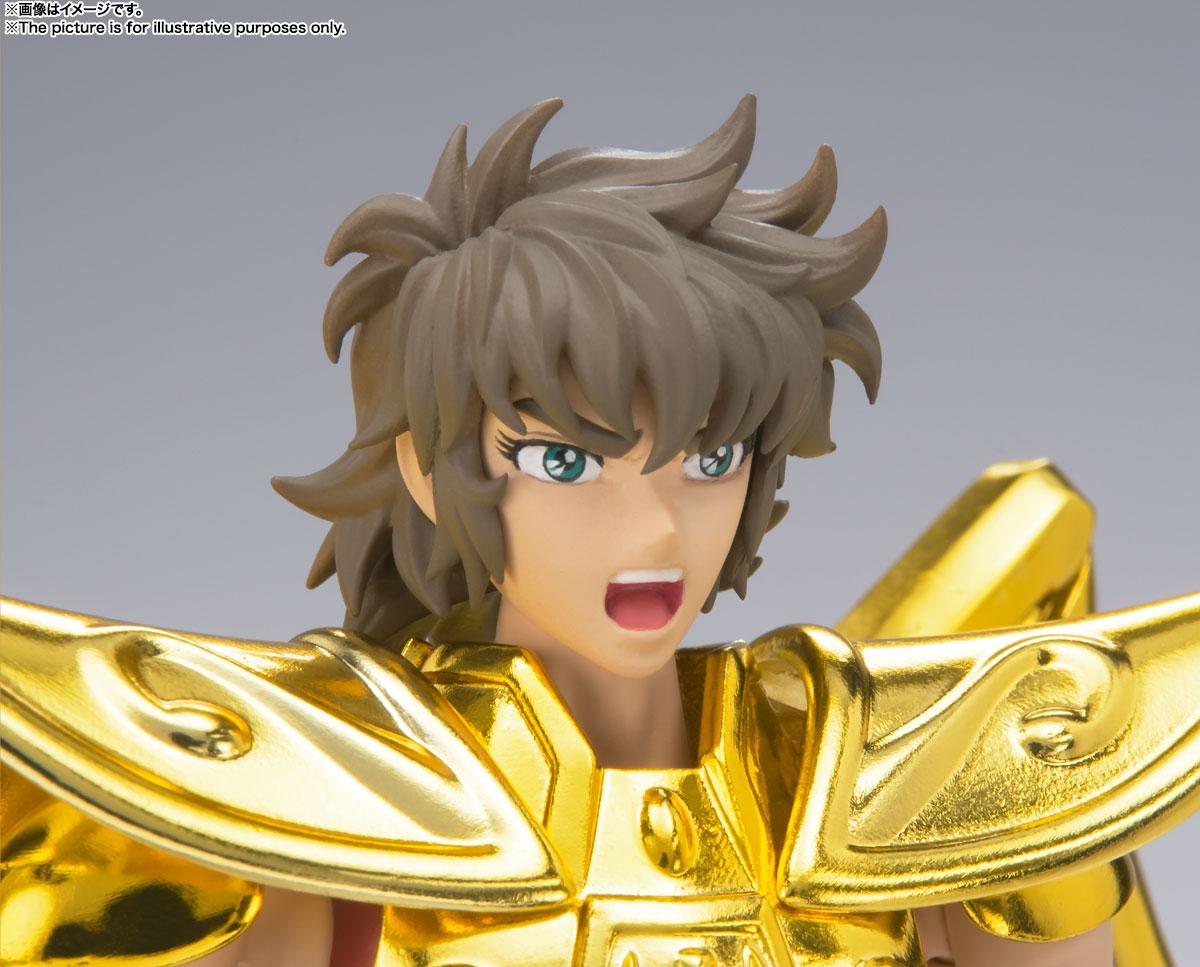 聖闘士聖衣神話EX『サジタリアスアイオロス〈リバイバル版〉』聖闘士星矢 可動フィギュア-009