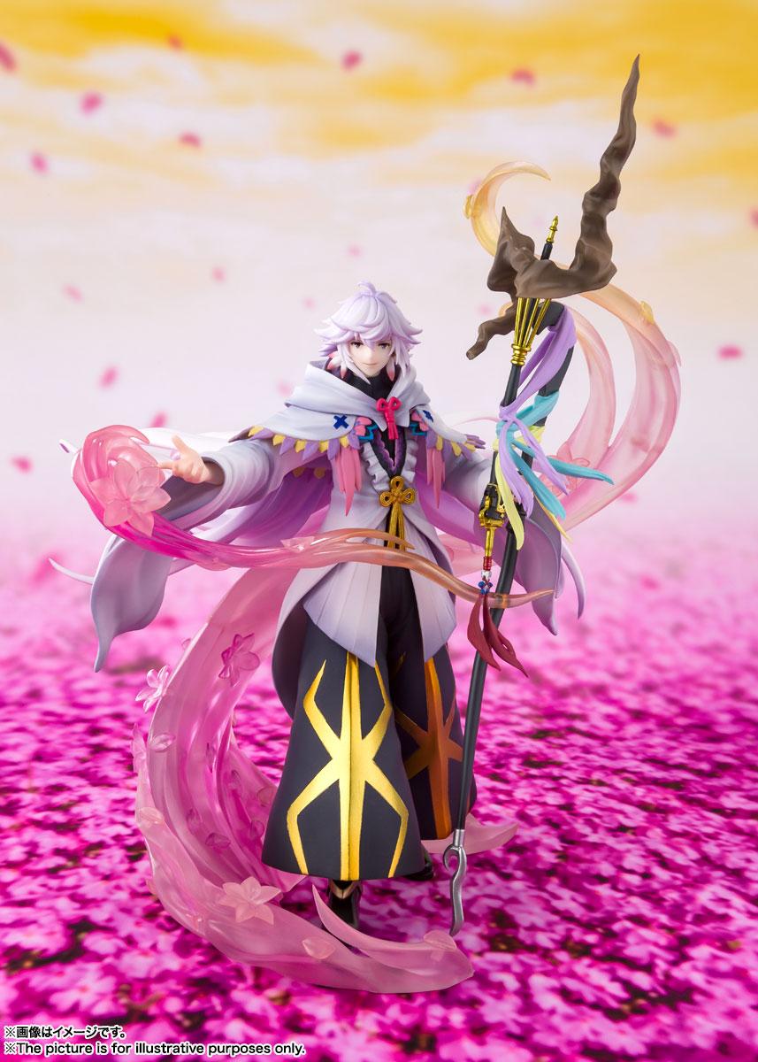 フィギュアーツZERO『エレシュキガル』Fate/Grand Order 完成品フィギュア-001