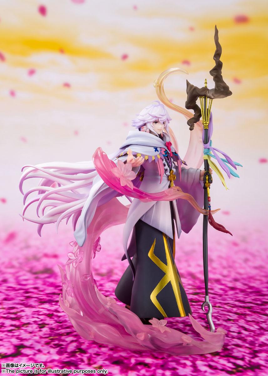 フィギュアーツZERO『エレシュキガル』Fate/Grand Order 完成品フィギュア-003