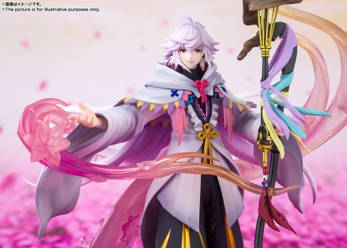 フィギュアーツZERO『エレシュキガル』Fate/Grand Order 完成品フィギュア-004