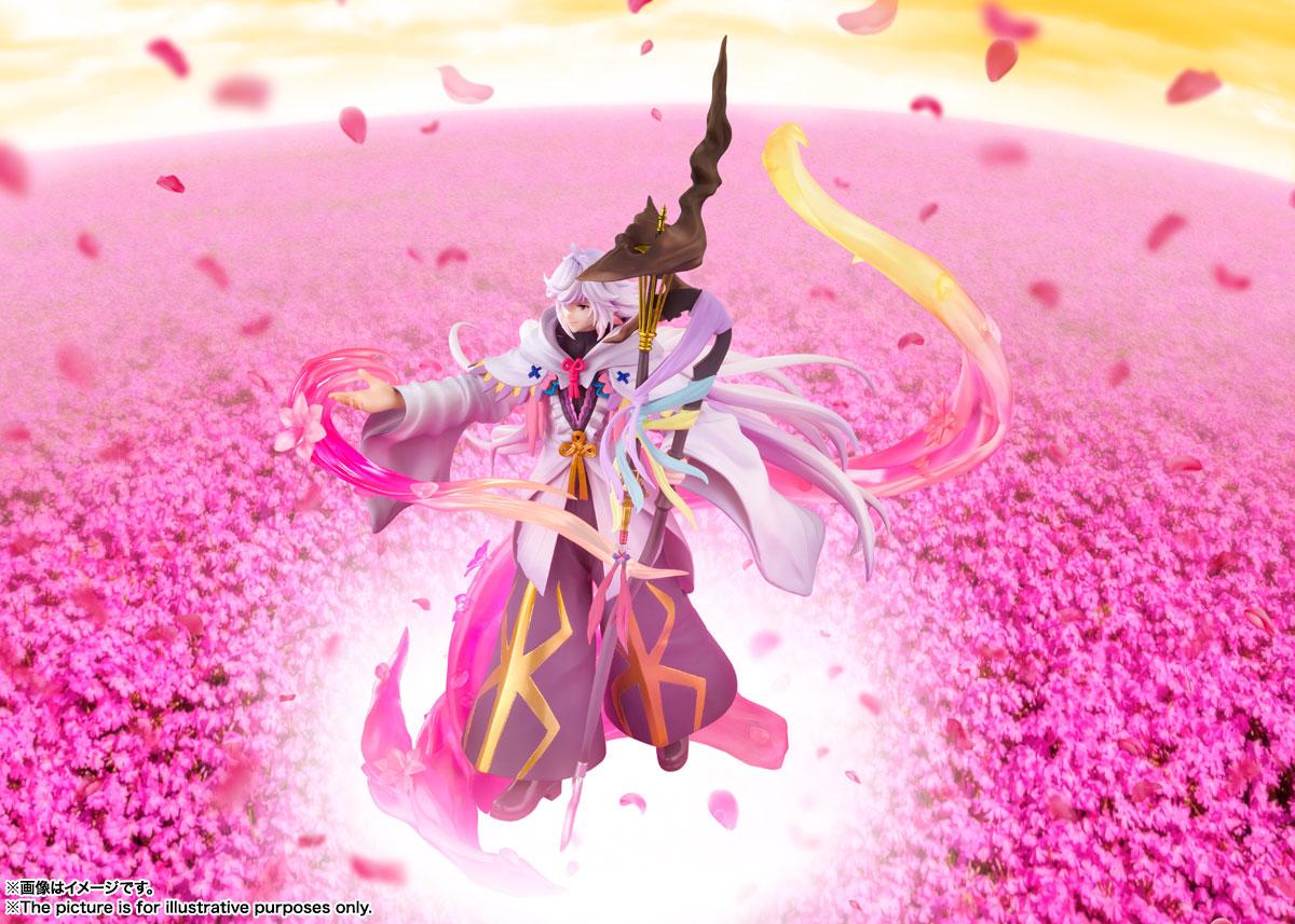 フィギュアーツZERO『エレシュキガル』Fate/Grand Order 完成品フィギュア-006