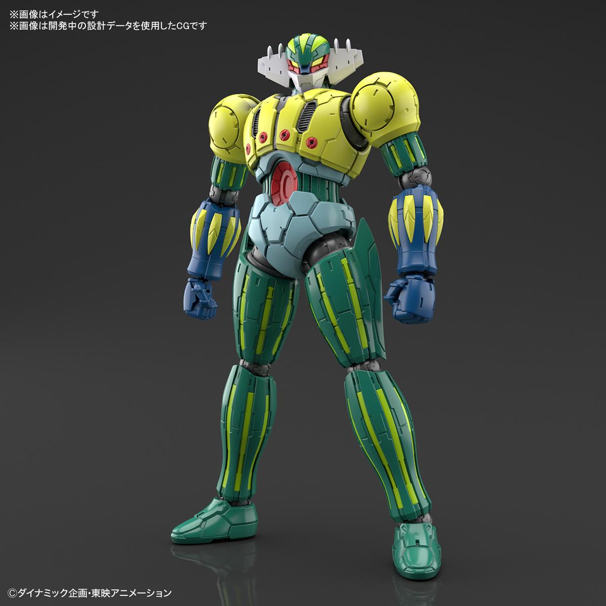 HG 1/144『鋼鉄ジーグ(INFINITISM)』プラモデル-001