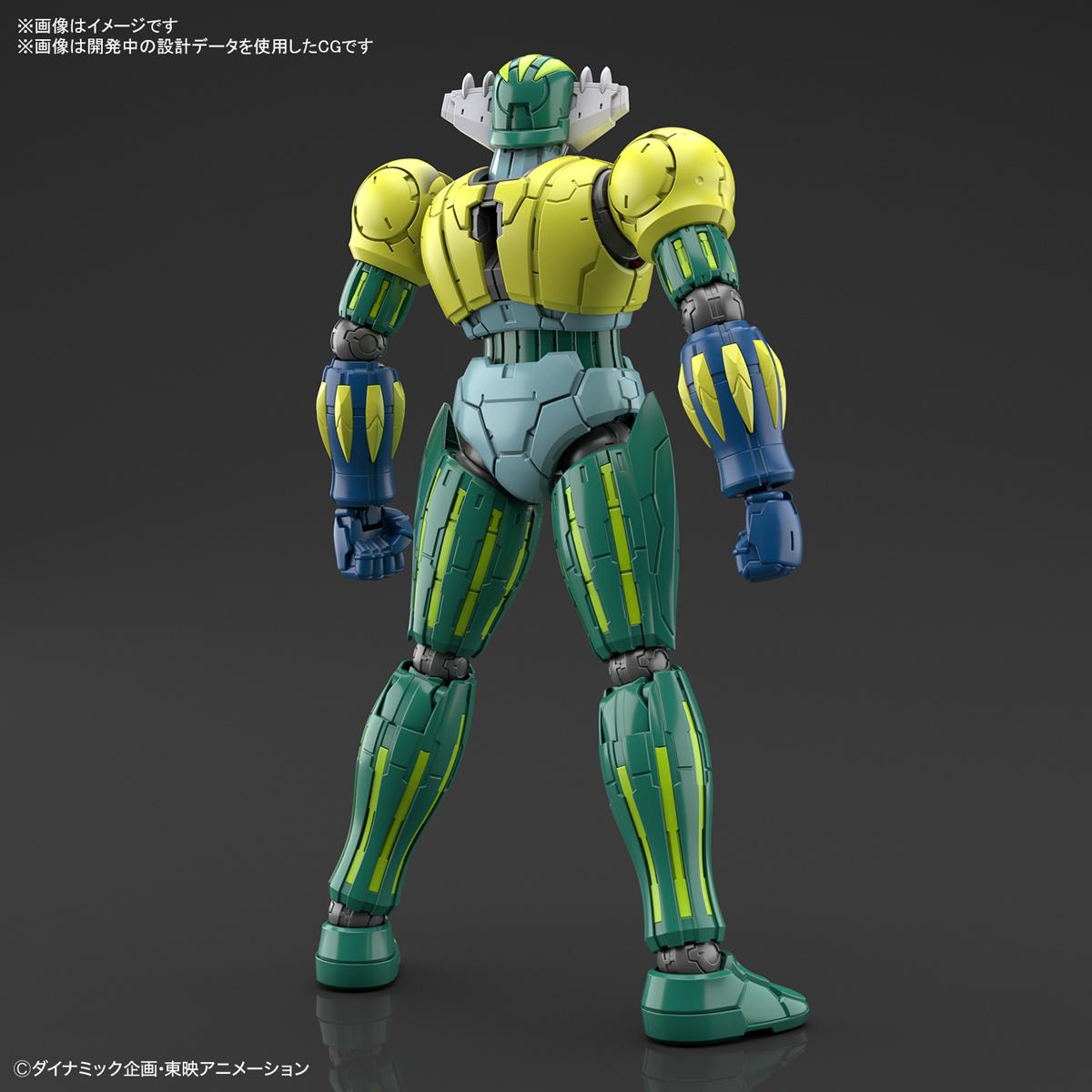HG 1/144『鋼鉄ジーグ(INFINITISM)』プラモデル-002