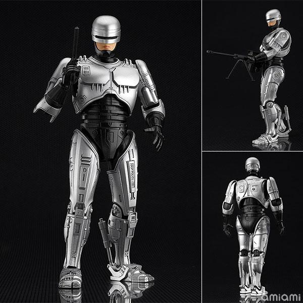 HAGANE WORKS『ロボコップ』可動フィギュア