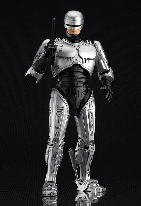 HAGANE WORKS『ロボコップ』可動フィギュア-001