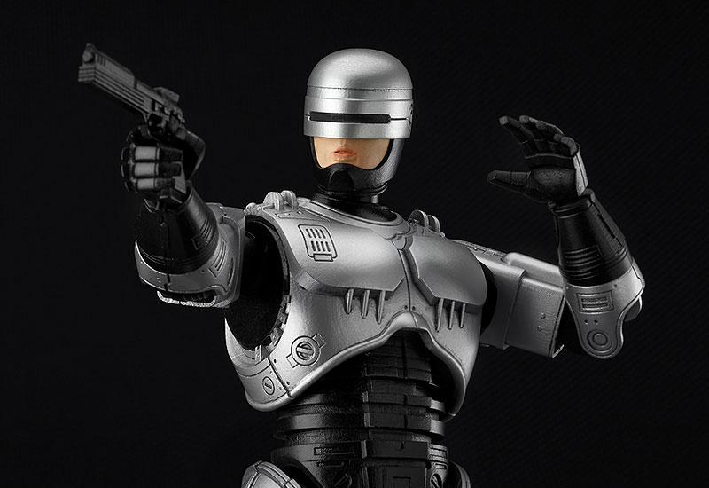 HAGANE WORKS『ロボコップ』可動フィギュア-002