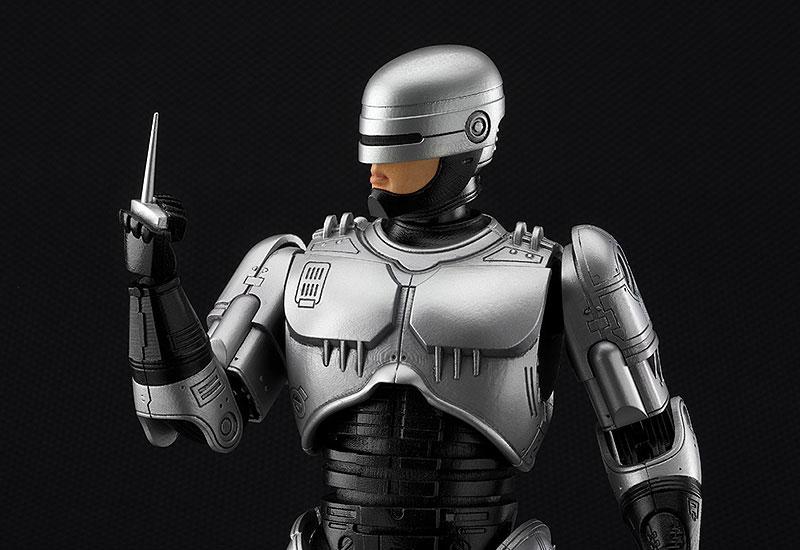 HAGANE WORKS『ロボコップ』可動フィギュア-005