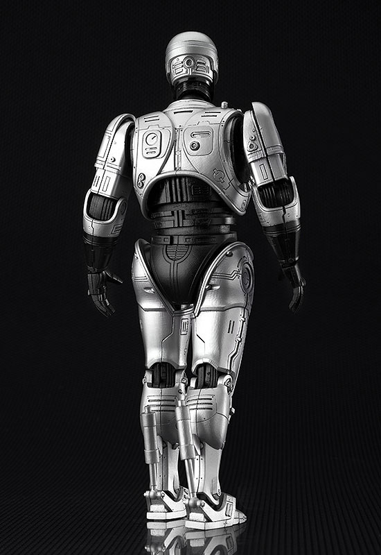 HAGANE WORKS『ロボコップ』可動フィギュア-009