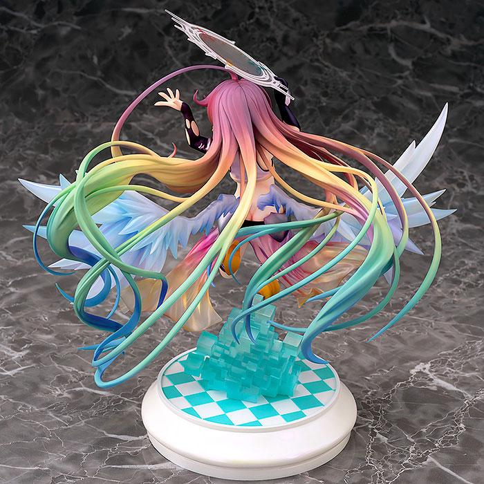 ノーゲーム・ノーライフ ゼロ『ジブリール 小さな天翼種Ver.』1/7 完成品フィギュア-003