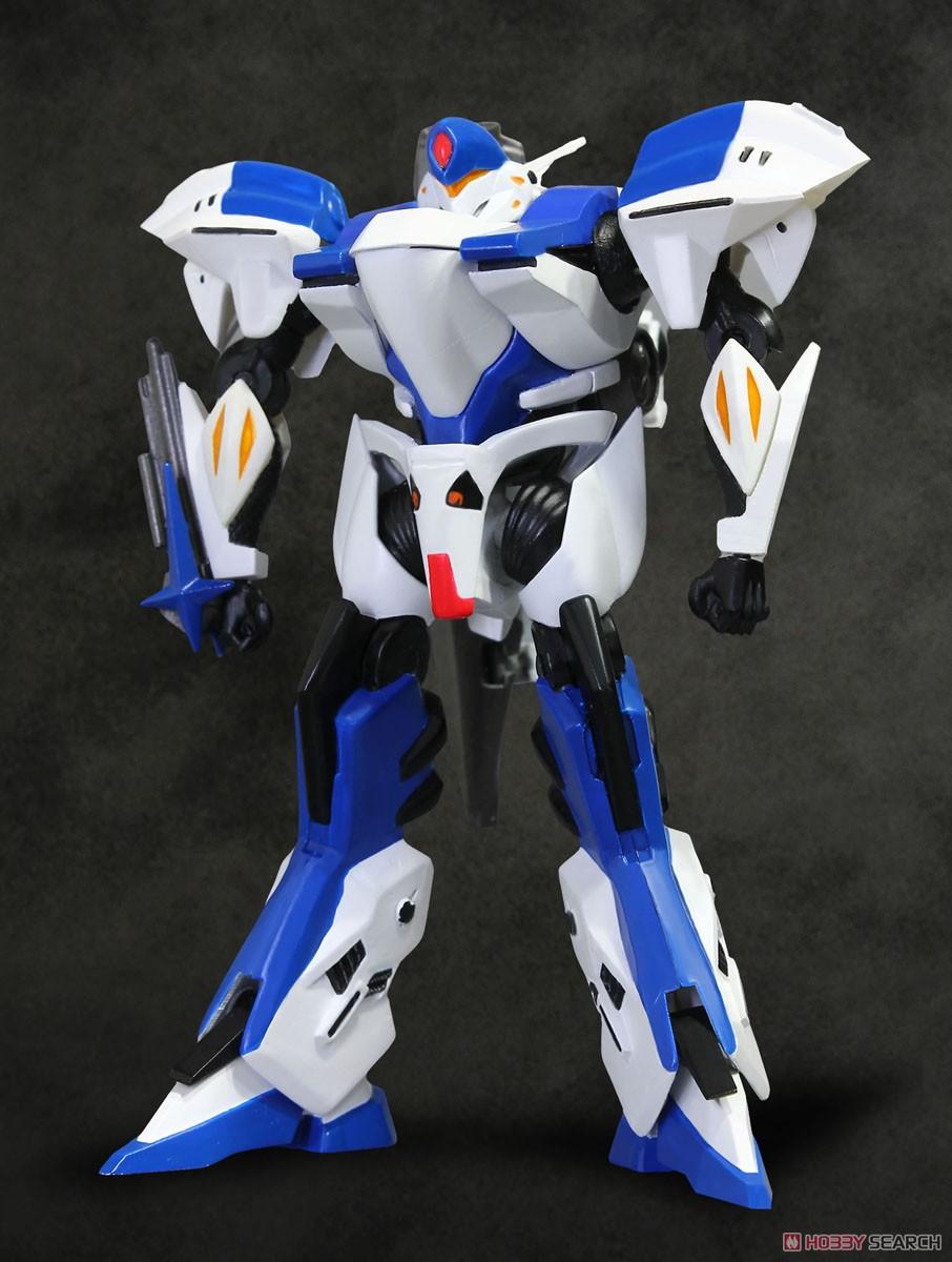 宇宙の騎士テッカマンブレード『ソルテッカマン ノアル機』可動フィギュア-001