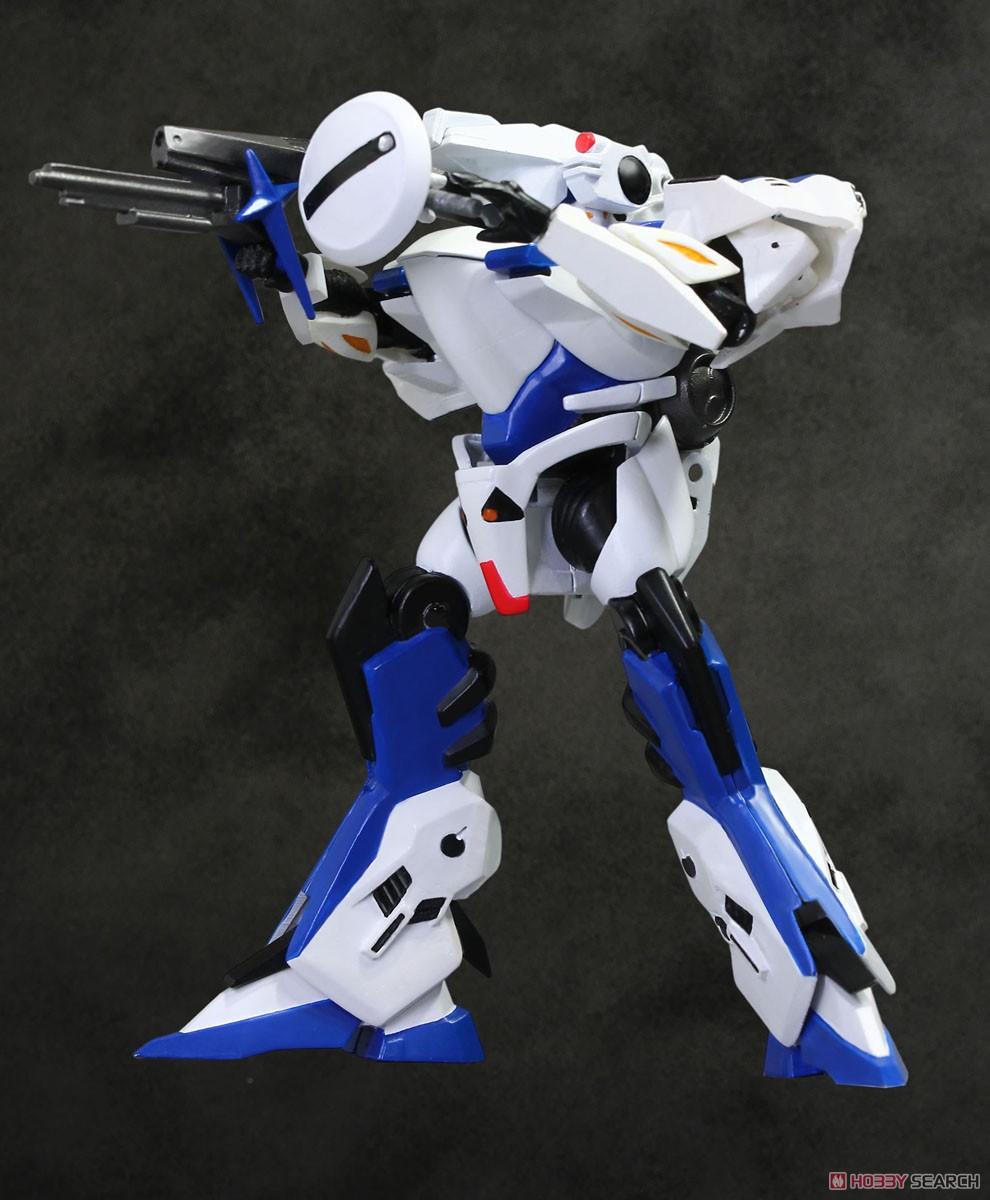 宇宙の騎士テッカマンブレード『ソルテッカマン ノアル機』可動フィギュア-005