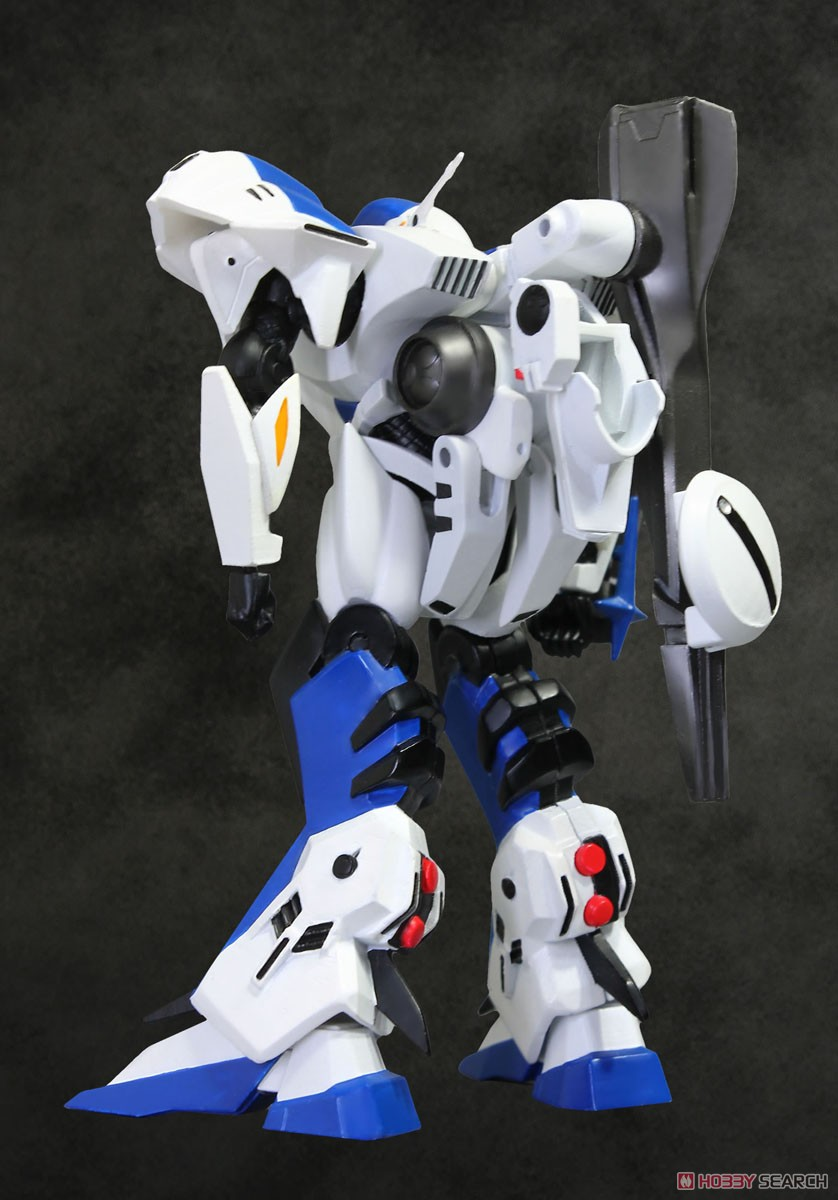 宇宙の騎士テッカマンブレード『ソルテッカマン ノアル機』可動フィギュア-006