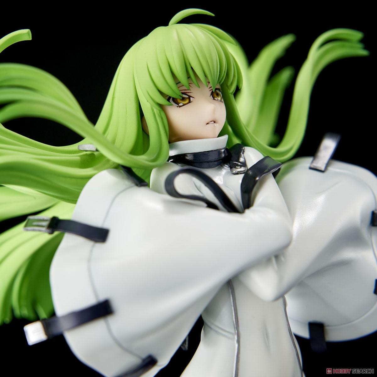 【再販】コードギアス 反逆のルルーシュ『C.C.』美少女フィギュア-011