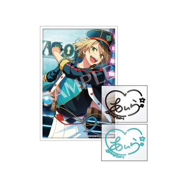 あんさんぶるスターズ!!『サインステッカー スターラメver. Vol.3』10個入りBOX-002