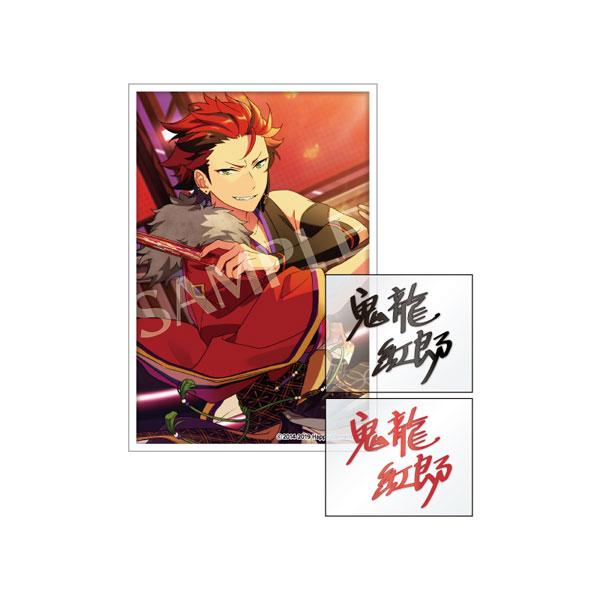 あんさんぶるスターズ!!『サインステッカー スターラメver. Vol.3』10個入りBOX-006
