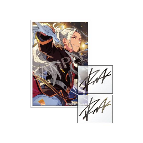 あんさんぶるスターズ!!『サインステッカー スターラメver. Vol.3』10個入りBOX-017