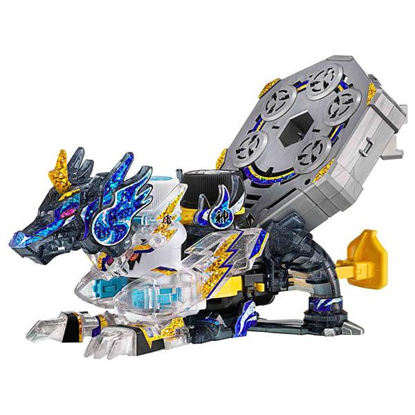 キャップ革命 ボトルマン『BOT-10 龍神ブレンドラゴン』おもちゃ