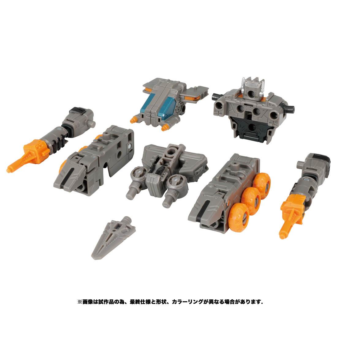 トランスフォーマー アースライズ『ER-12 ファストトラック』可変可動フィギュア-005