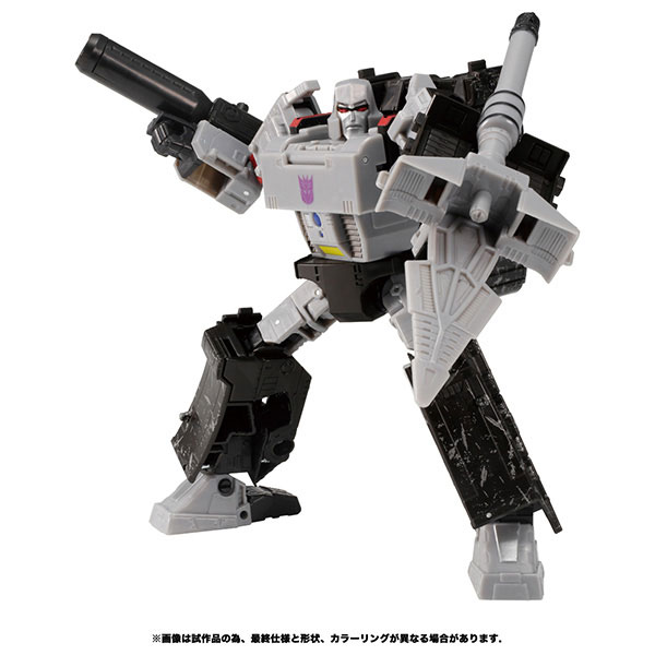 トランスフォーマー アースライズ『ER-13 メガトロン』可変可動フィギュア