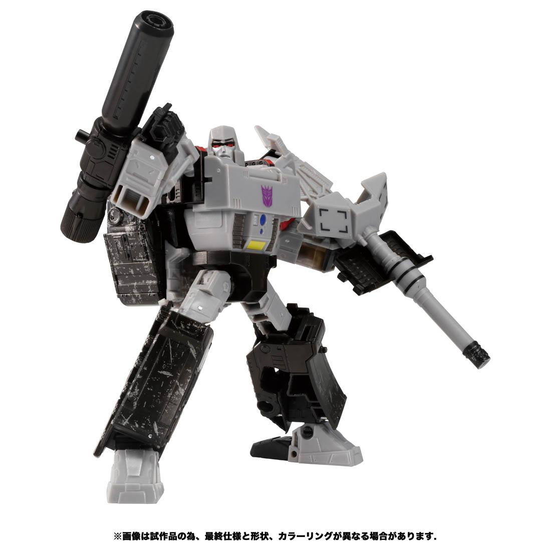トランスフォーマー アースライズ『ER-13 メガトロン』可変可動フィギュア-003