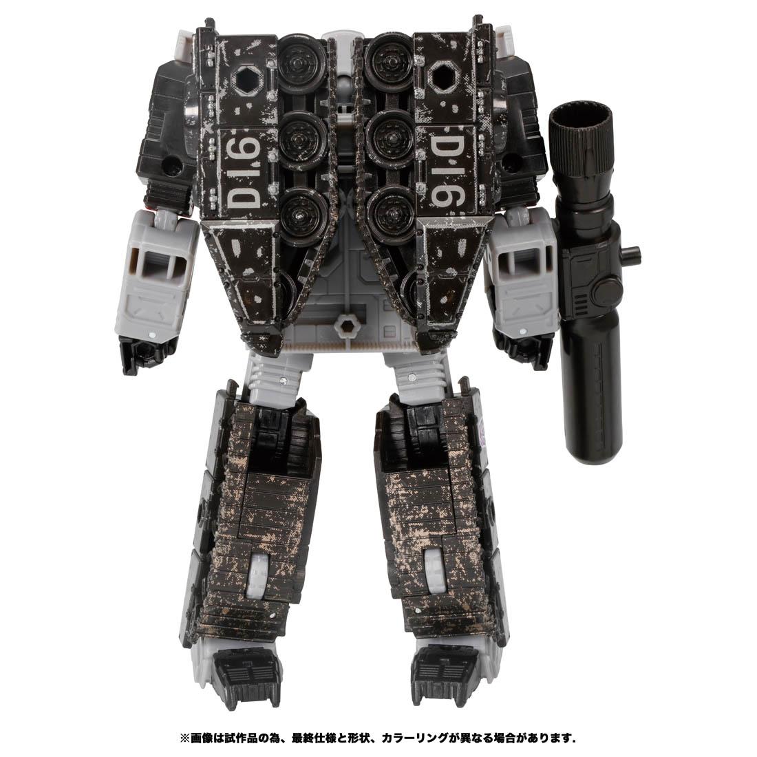 トランスフォーマー アースライズ『ER-13 メガトロン』可変可動フィギュア-005